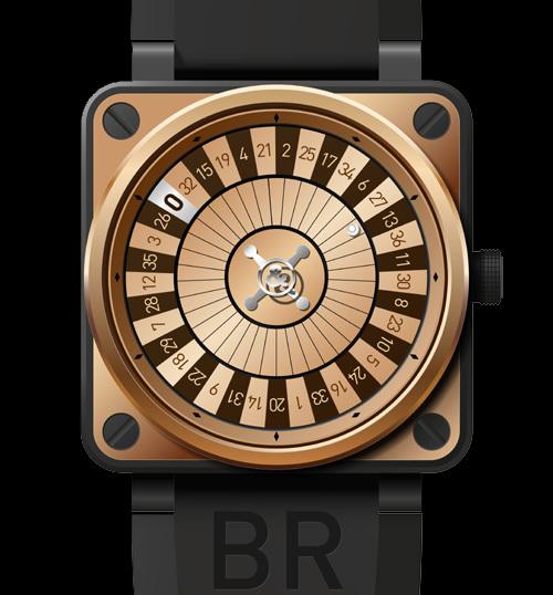 BR 01 Casino Only Watch © Bell & Ross