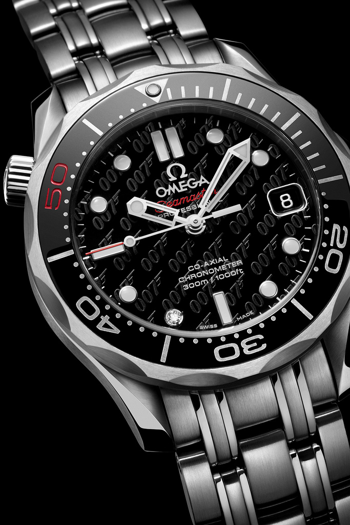 Omega Seamaster Co-Axial 300 M Limited Edition