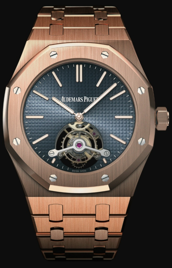 Montre sihh 2012 Audemars Piguet Royal oak © Audemars Piguet