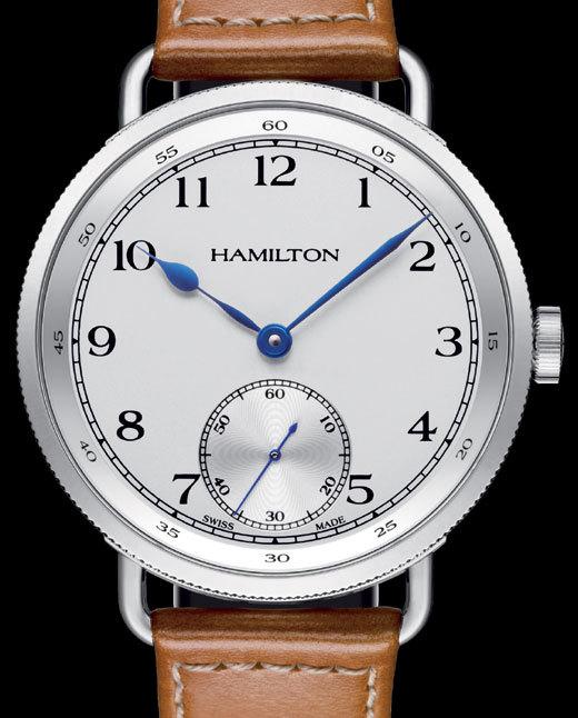 montre Hamilton Khaki Pioneer edition limitée copyright hamilton