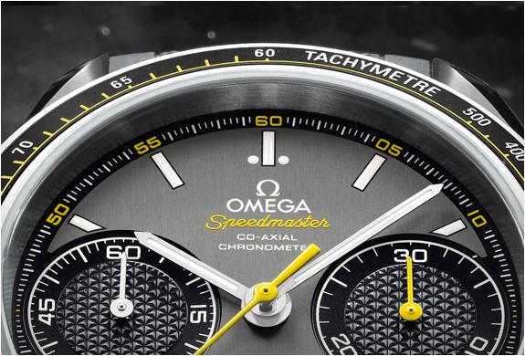 nouvelle montre de luxe omega speedmaster racing copyright omega