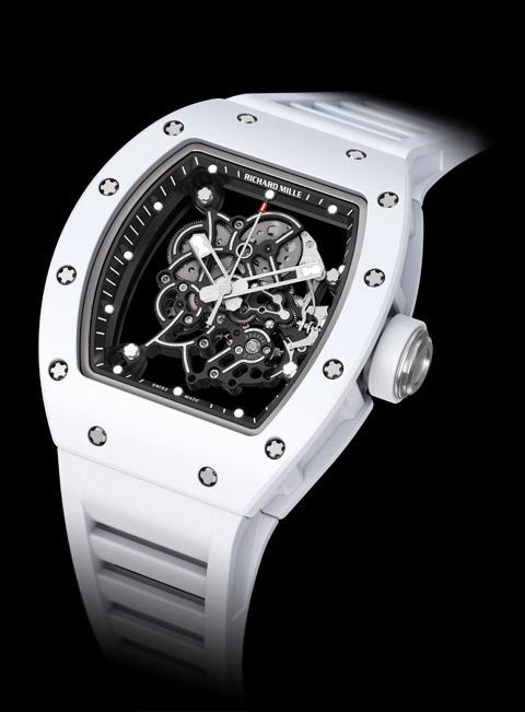 RM 055 Bubba watson montre de luxe richard mille