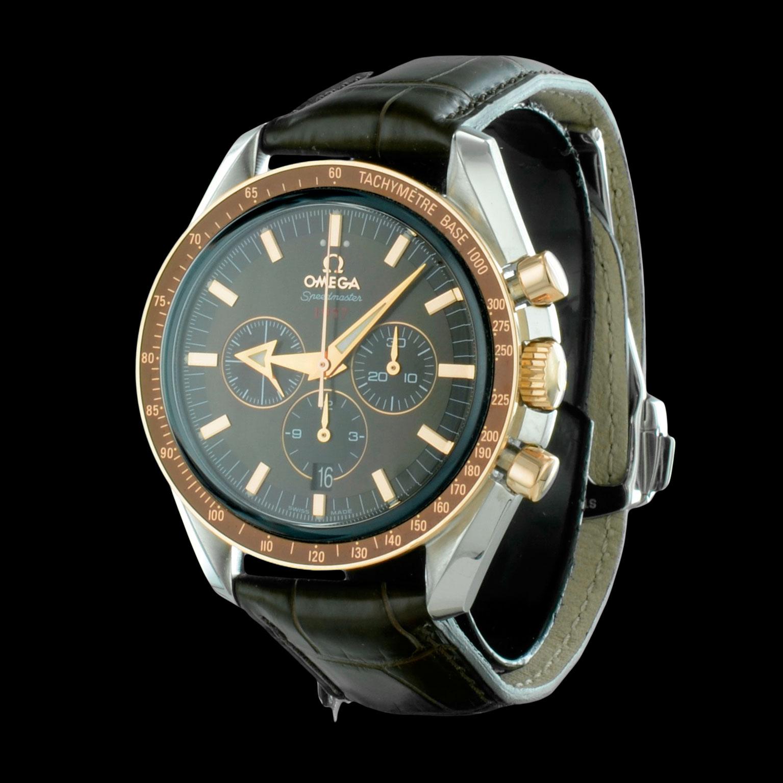 Belles montres : zoom sur l'Omega Speedmaster Broad Arrow