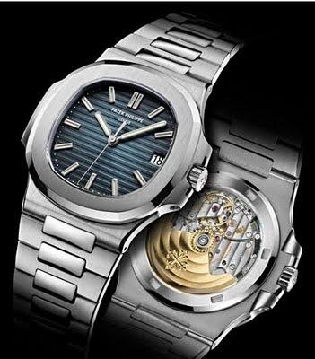 Montre Patek Philippe Nautilus 5711 1A Patek Philippe, la marque considérée comme le meilleur de l'horlogerie et du luxe copyright Patek Philippe