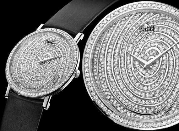 montre piaget sertie diamants cresus montres de luxe d'occasion