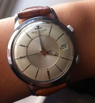 montre vintage memovox jaeger lecoultre montre cresus