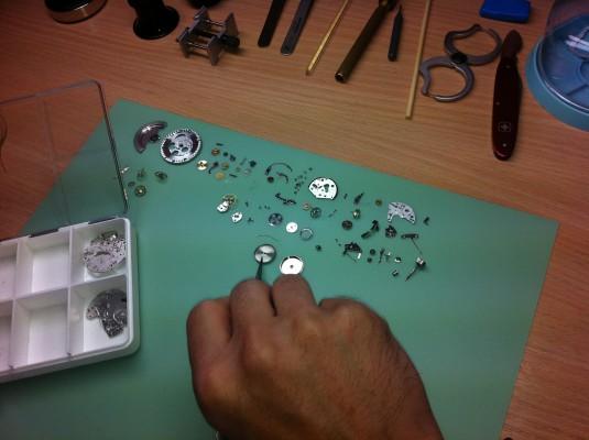 atelier horloger cresus