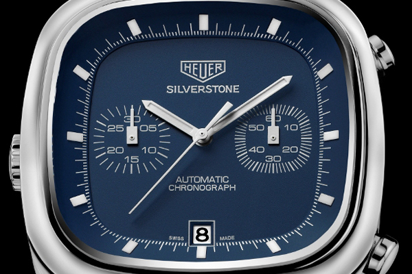 swiss made montre tag Heuer Silverstone copyright Tag Heuer