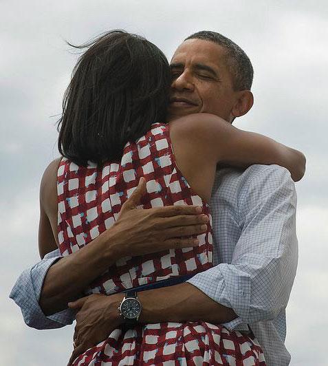 barack obama a été réélu président des etats unis