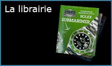 idée cadeau cresus livres horlogerie luxe