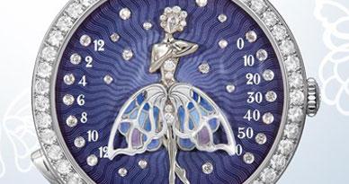 montre lady Arpels ballerine enchantée-copyright-Van-Cleef-and-Arpels