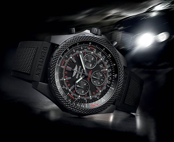 Breitling Bentley Light Body Midnight montre