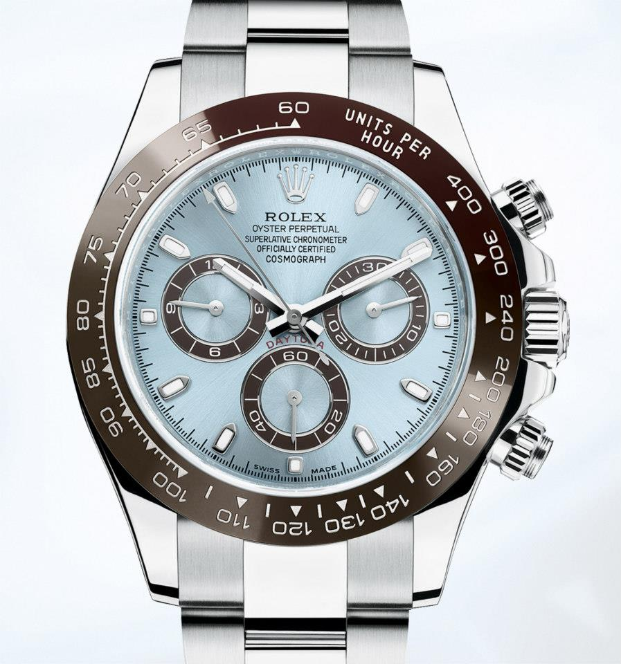 montre Rolex nouvelle Cosmograph Daytona 50 e anniversaire