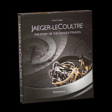 -accessoire-JAEGER-LECOULTRE-The-Big-House-livre cresus idée fête des pères