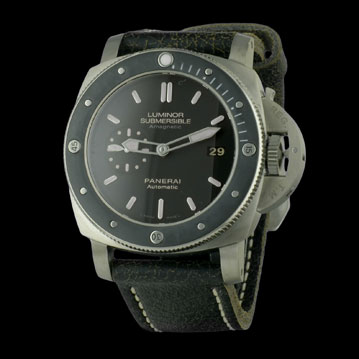 photo_1-montre-OFFICINE-PANERAI-Luminor-Submersible-1950-Amagnetic-23972 montre de luxe cresus occasion
