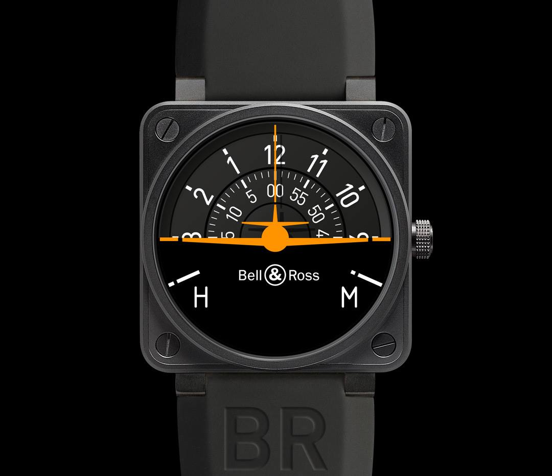 montre bell and ross coffret only watch 2013