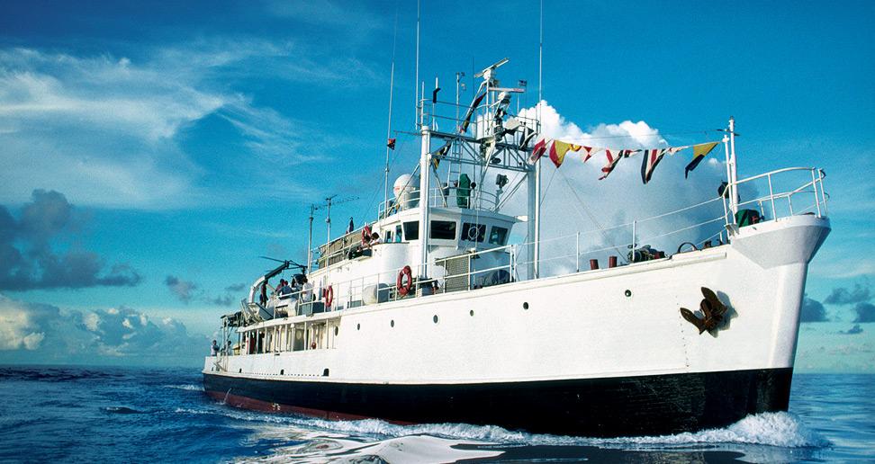 navire la calypso commandant cousteau