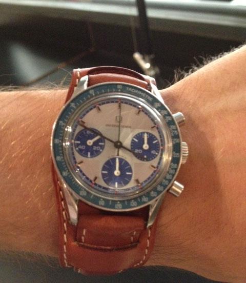 photo montre sur bracelet bund accessoires cresus