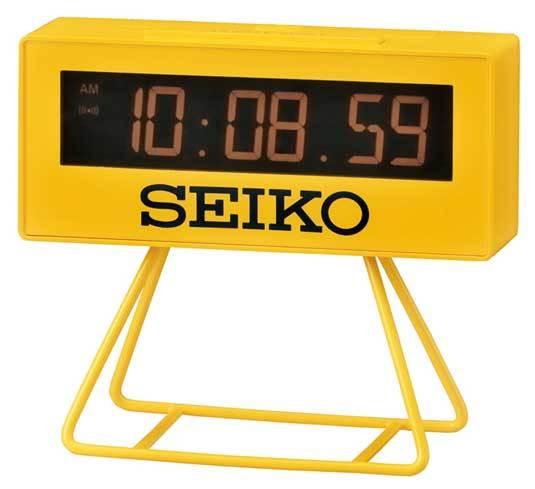 seiko chronométreur officiel des mondiaux d'athlétisme 2013 copyright seiko