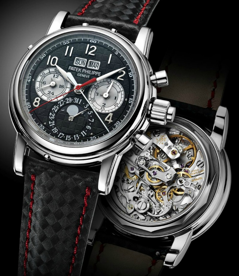 patek-philippe-5004 t pour only watch