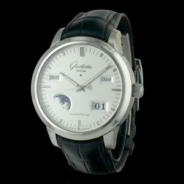photo_1-montre-glashutte-original-senator-quantieme-annuel-25382 montre de luxe d'occasion cresus