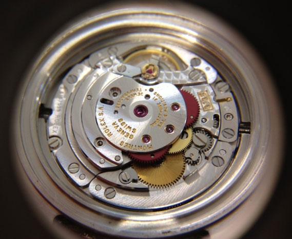 shéma masse oscillante et remontage automatique