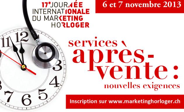 17e journée du marketing horloger
