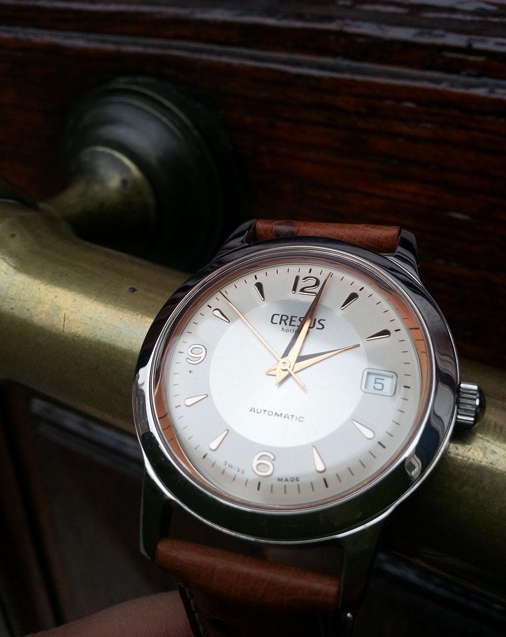 montre de luxe vintage cresus luxe occasion