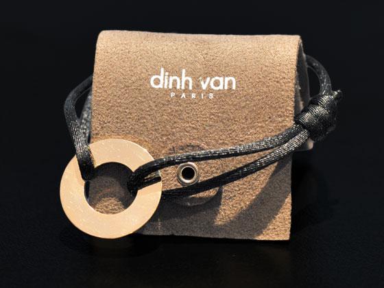 Jouez et gagnez un bracelet Dinh Van pour la Saint-Valentin!