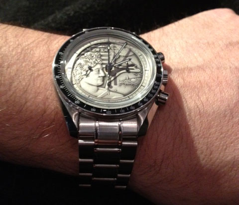 photo speedmaster omega apollo 17 montre cresus