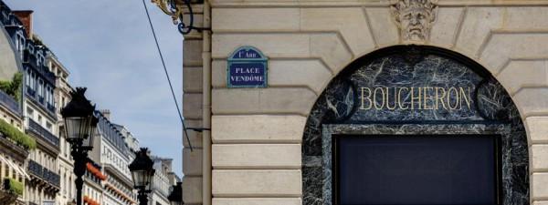 Boucheron place Vendôme Paris