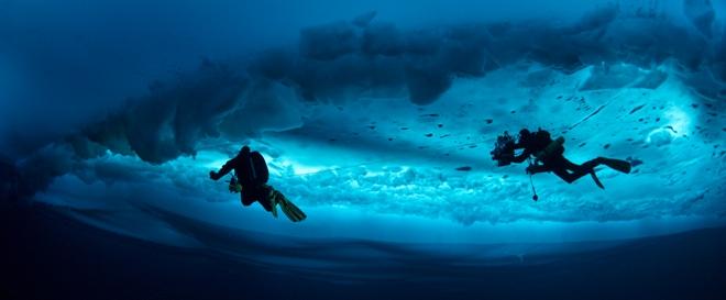 Exploration sous marine-rolex