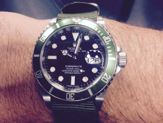Rolex Submariner 50ième Anniversaire