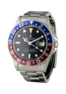 """Rolex Rolex GMT Master """"Pepsi"""""""