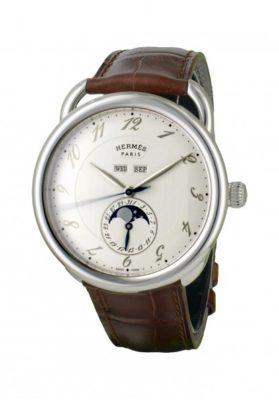 8-hermes-arceau-tgm-grande-lune-montre-automatique-cresus-montre-luxe-occasion-10-montres-incontournables-pour-la-rentree