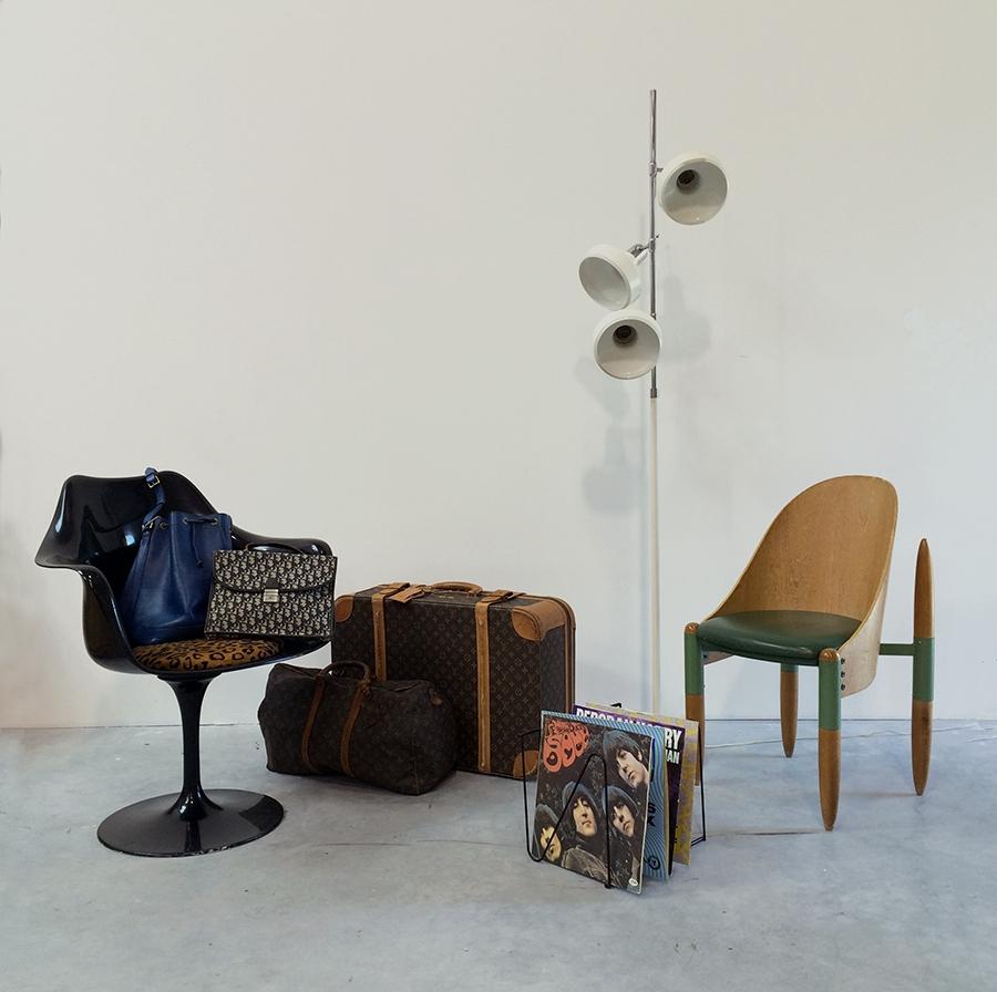 Enchères du canal articles vintage mobilier sacs à main montres de collection