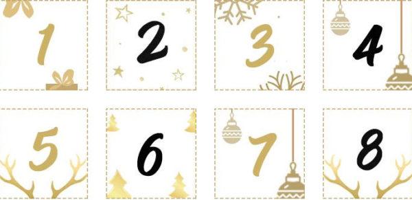 calendrier de l'avent cresus noël 2016 jeu concours quiz