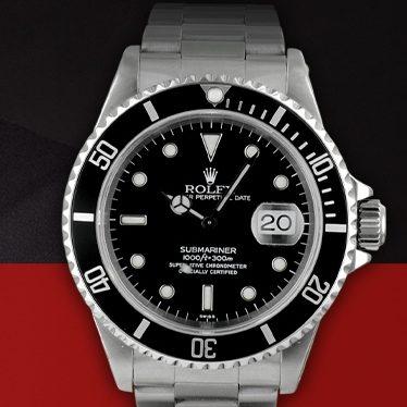 Jeu-concours : tentez de gagner une Rolex Submariner !