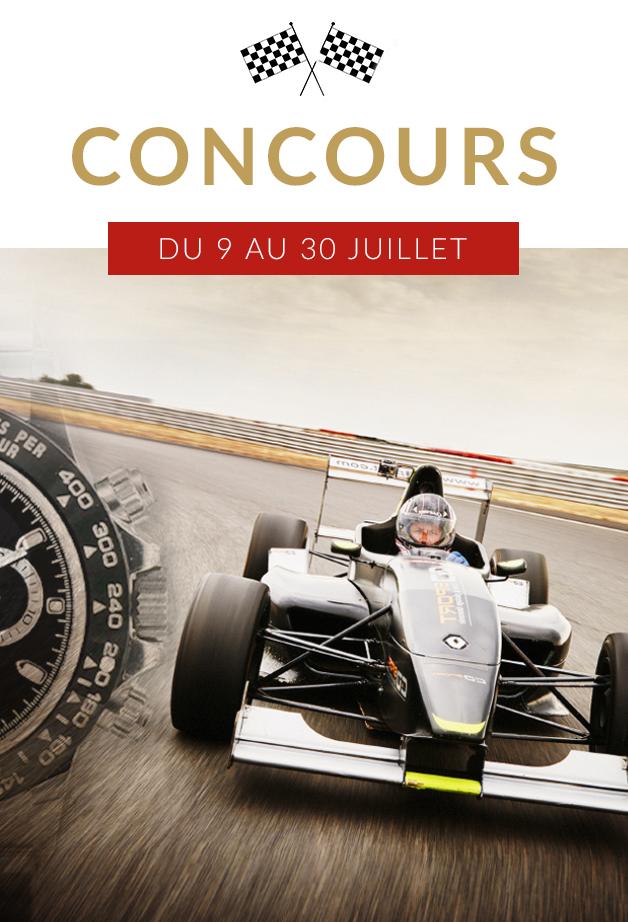 Jeux concours Cresus du 9 au 31 juillet 2018 : gagnez un stage de pilotage