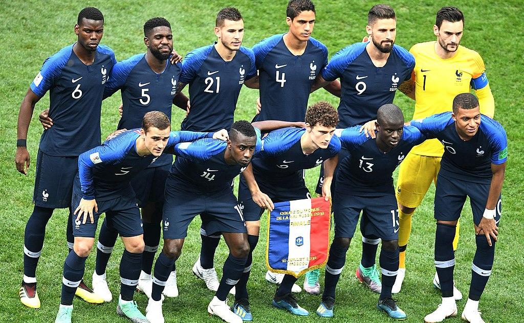 Quelle montre de luxe pour les joueurs de l'équipe de France de foot ?