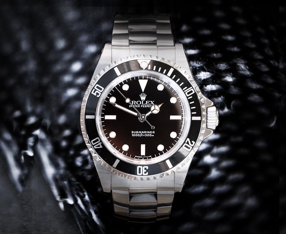 Jeux-concours 25 ans de Cresus: une Rolex Submariner à remporter
