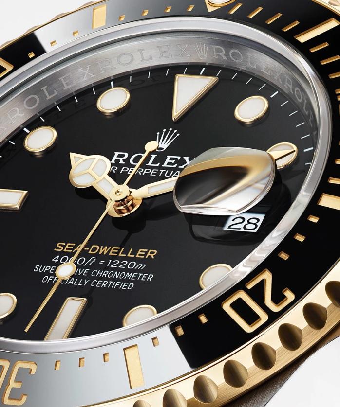Rolex Sea-Dweller Roselor
