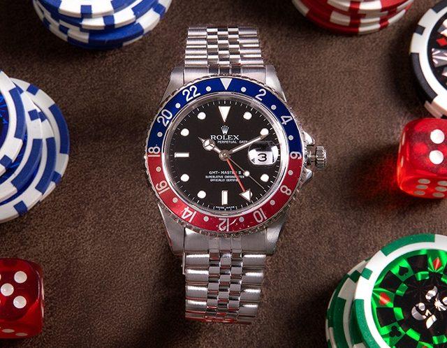 Focus sur la Rolex GMT-MASTER