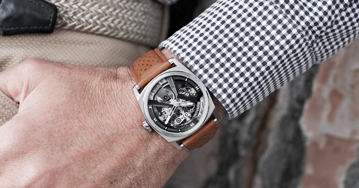 X41 Edition 5 : la Haute Horlogerie de CODE41 s'affranchit du luxe