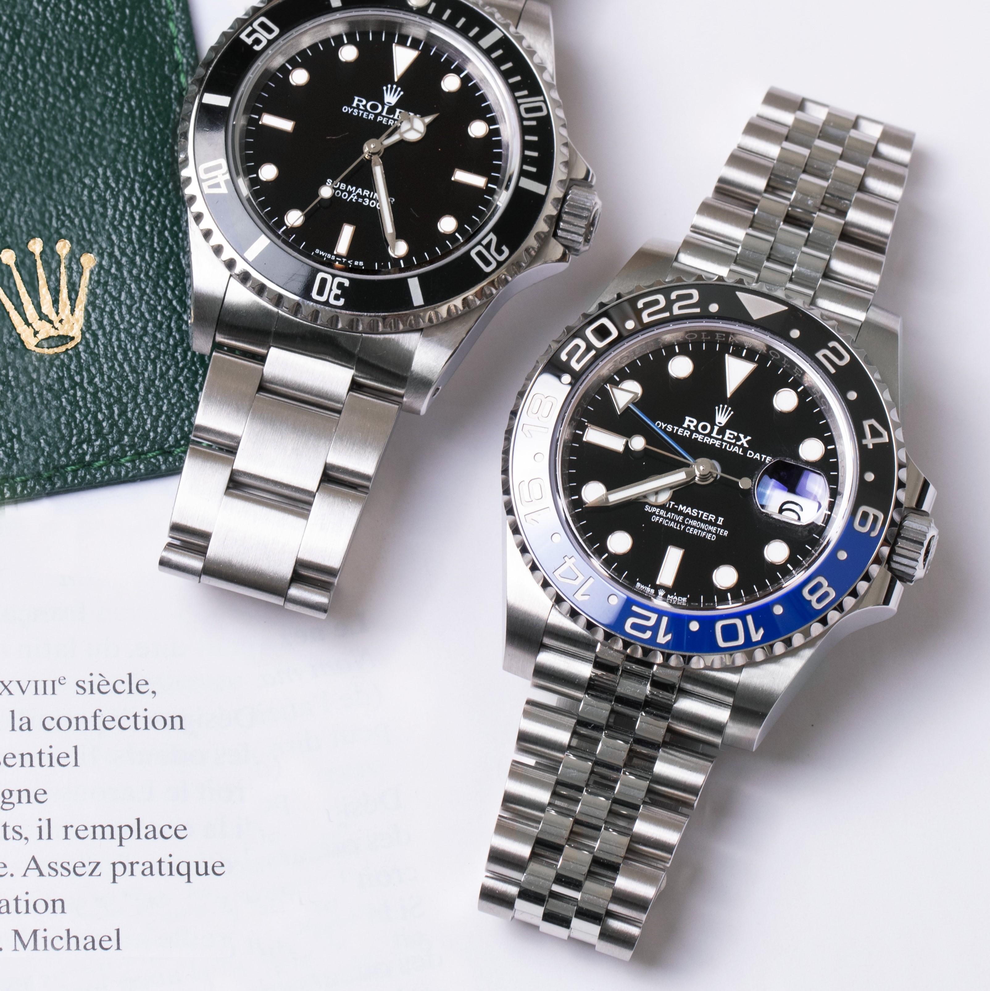 Rolex, Patek Philippe, Audemars Piguet :  les prix de l'occasion flambent